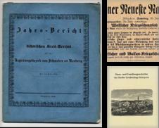 Bavarica (bayerische Orts- und Landeskunde) Sammlung erstellt von Rainer Kurz - Antiquariat in Oberaudorf