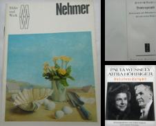 Biographien, Kunst Sammlung erstellt von Altmärkisches Antiquariat