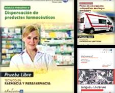 Acceso ciclo formativos y prueba libre Curated by Agapea Libros
