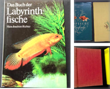 Aquarium Sammlung erstellt von Antiquariat  Alfred Tauchnitz