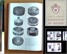 Antiquitäten (Kunsthandwerk vor 1900) Sammlung erstellt von ANTIQUARIAT KREUSSEL