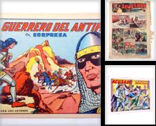 Aventuras Sammlung erstellt von Libros Fugitivos
