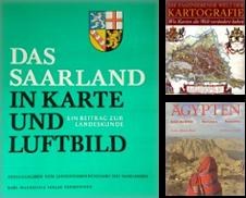 Atlanten Sammlung erstellt von Buch et cetera Antiquariatsbuchhandel