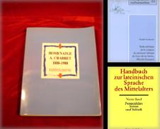Archäologie Sammlung erstellt von Antiquariat Olaf Drescher