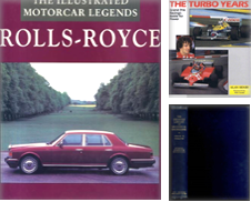 Automotive Curated by Lazy Letters Books