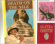 Agatha Christie Curated by Matilda Mary's Books