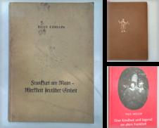Frankfurt am Main Sammlung erstellt von Antiquariat Maiwald