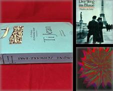 Belletristik Sammlung erstellt von Thomas Döring - Verkauf von Büchern