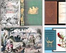 19th Century Literature and Works Curated by Blind-Horse-Books (ABAA- FABA)