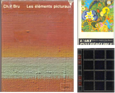 Arts Visuels / Visual Arts Curated by Librairie à la bonne occasion