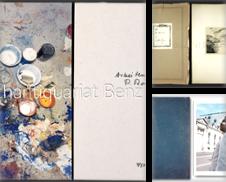 Art and Architecture Sammlung erstellt von EOS Buchantiquariat Benz