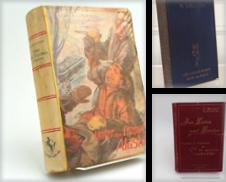 Abenteuer, Entdeckungen Sammlung erstellt von Kelifer - antiquarischer Buchversand