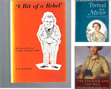 Australian Biography Curated by Bellcourt Books