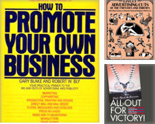 Advertising Curated by Ad Infinitum Books