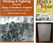 Civil War Curated by C. Clayton Thompson - Bookseller