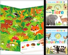 Baby-Kleinkind Bücher Curated by moluna