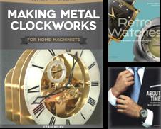 Clocks & Watches Di Collector Bookstore