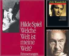 Biografien Briefe Erinnerungen Sammlung erstellt von Peter Leissle Versandantiquariat