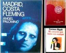 Autores españoles e hispanoamericanos de Librería Salvalibros Express