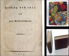 Antiquarische Bücher Sammlung erstellt von Kunsthandel & Antiquariat Magister Ruß