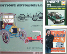 Automotive, racing, repair Curated by Raffles Bookstore