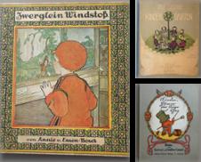 Kinderbücher Sammlung erstellt von Antiquariat Dieter Zipprich