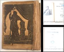 Almanach Sammlung erstellt von Antiquariaat Arine van der Steur / ILAB