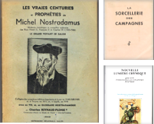 Arts et sciences occultes Proposé par Bouquinerie Maraxine
