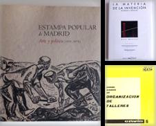 Artes y Oficios de El libro que vuela