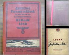 ADRESSBÜCHER Sammlung erstellt von Antiquariat und Buchhandlung Carl Wegner