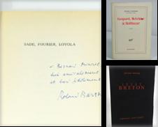 Livres signés Proposé par Librairie L'Autre sommeil