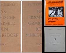 Archäologie Sammlung erstellt von Antiquariat  Braun