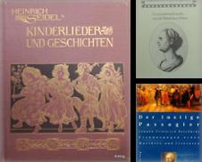 Alte Literatur Sammlung erstellt von Antiquariat Güntheroth