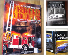 Automobiles & Vehicles Curated by The Petersfield Bookshop, ABA, ILAB