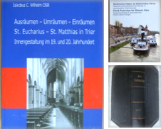 Architektur Curated by VersandAntiquariat Claus Sydow