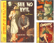Australian Vintage Paperbacks & Pulps Curated by Gene Zombolas