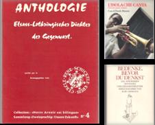 Anthologien Sammlung erstellt von Graphem. Kunst- und Buchantiquariat