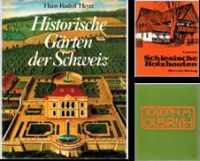 Architektur Sammlung erstellt von Antiquariat Appel - Wessling