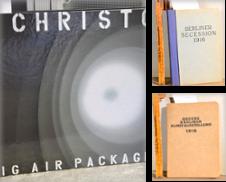 Ausstellungskataloge Sammlung erstellt von Antiquariat Hoffmann