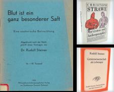 """Anthroposophie Sammlung erstellt von Occulte Buchhandlung """"Inveha"""""""