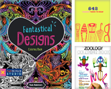 Adult Colouring Books Di Russell Books