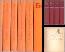 Belletristik (Literatur des 20. Jahrhunderts) Sammlung erstellt von Altstadt Antiquariat Goslar