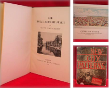 City Planning Curated by Inch's Books