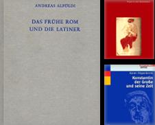 ANTIKE Sammlung erstellt von HJP VERSANDBUCHHANDLUNG