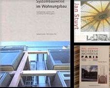 Architektur Sammlung erstellt von Antiquariat Eule