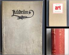 0600 Pressendrucke Sammlung erstellt von Antiquariat Josef Müller