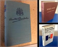 Biografien, Lebenserinnerungen, Tagebücher Sammlung erstellt von Antiquariat Haindorf