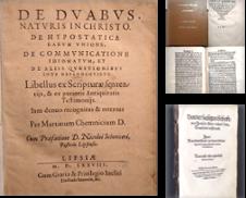 Alte Drucke des 16. Jahrhunderts Curated by Antiquariat Kretzer