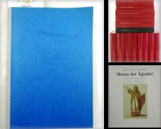 Ägyptologie Sammlung erstellt von Chiemgauer Internet Antiquariat