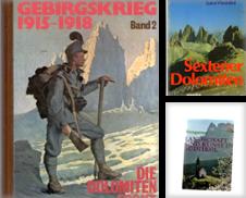 Italienische Bücher Sammlung erstellt von Versandhandel K. Gromer